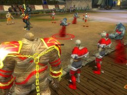 Chaos League (PC)  © Strategy First 2004   3/3