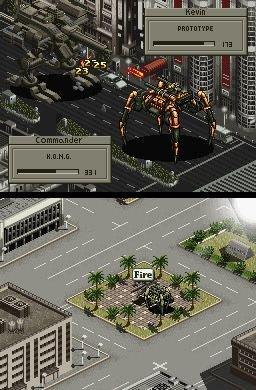 Front Mission 1st (NDS)  © Square Enix 2007   1/3