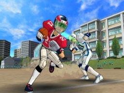 Eyeshield 21: Field No Saikyou Senshi Tachi (WII)  © Nintendo 2007   2/4