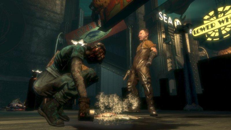 BioShock (X360)  © 2K Games 2007   4/4