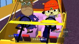 PaRappa The Rapper (PSP)   © Sony 2006    1/3