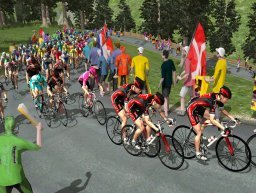 Pro Cycling Manager: Season 2007 (PC)   © Focus 2007    1/3