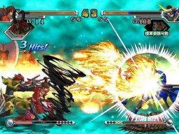 Sengoku Basara X (ARC)  © Capcom 2007   1/5