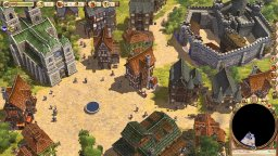 The Settlers: Rise Of An Empire (PC)   © Ubisoft 2007    1/3