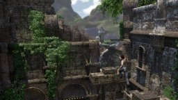 Uncharted: Drake's Fortune (PS3)  © Sony 2007   2/5