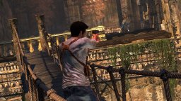 Uncharted: Drake's Fortune (PS3)  © Sony 2007   3/5