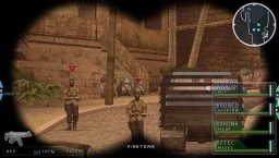 SOCOM: U.S. Navy SEALs: Tactical Strike (PSP)   © Sony 2007    3/3