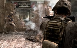 Call Of Duty 4: Modern Warfare (PS3)   © Activision 2007    1/3