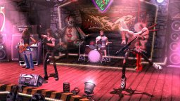 Guitar Hero III: Legends Of Rock (X360)  © RedOctane 2007   3/3