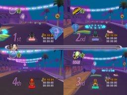 Action Girlz Racing (WII)  © Popcorn Arcade 2007   1/5