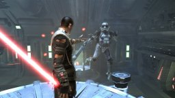 Star Wars: The Force Unleashed (X360)   © LucasArts 2008    1/3