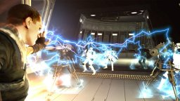 Star Wars: The Force Unleashed (X360)   © LucasArts 2008    2/3