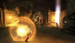 God Of War: Chains Of Olympus (PSP)  © Sony 2008   3/3