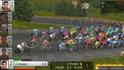 Pro Cycling Manager: Season 2007 (PSP)  © Focus 2007   3/3