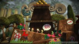 LittleBigPlanet (PS3)   © Sony 2008    1/4