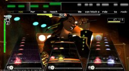 Rock Band (X360)  © EA 2007   1/3