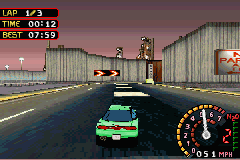 Need For Speed: Underground 2 (GBA)   © EA 2004    1/1