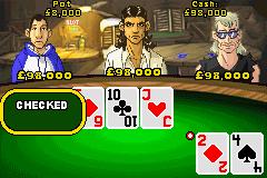 World Championship Poker (GBA)  © Crave 2004   2/3