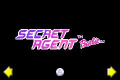 Barbie: Secret Agent / Groovy Games (GBA)  © VU Games 2005   2/3