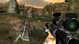 Conflict: Denied Ops (X360)  © Eidos 2008   1/3