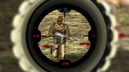 Conflict: Denied Ops (X360)  © Eidos 2008   3/3