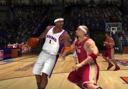 NBA 08 (PS2)  © Sony 2007   1/3
