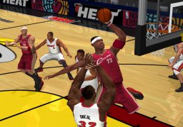 NBA 08 (PS2)  © Sony 2007   2/3