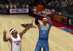 NBA 08 (PS2)  © Sony 2007   3/3