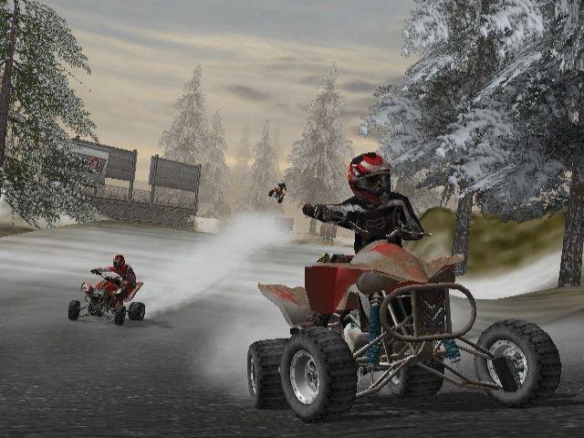 ATV Offroad Fury 4 (PS2)  © Sony 2006   4/5
