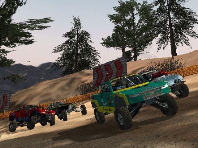 ATV Offroad Fury 4 (PS2)  © Sony 2006   5/5