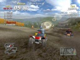 ATV Offroad Fury 4 (PS2)  © Sony 2006   1/5