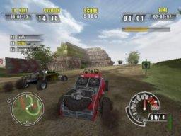 ATV Offroad Fury 4 (PS2)  © Sony 2006   2/5