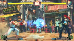 Street Fighter IV (ARC)   © Capcom 2008    2/4