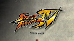 Street Fighter IV (ARC)   © Capcom 2008    1/4