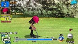 Everybody's Golf Portable 2 (PSP)  © Sony 2007   1/3