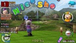 Everybody's Golf Portable 2 (PSP)  © Sony 2007   3/3
