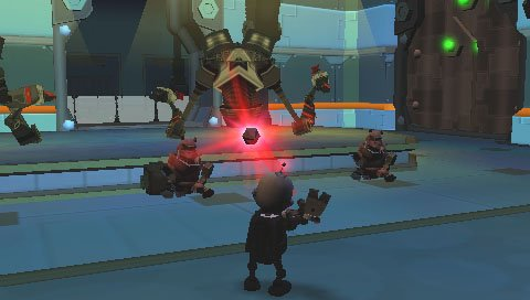 Secret Agent Clank (PSP)   © Sony 2008    5/6