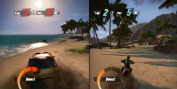 MotorStorm: Pacific Rift (PS3)   © Sony 2008    1/4