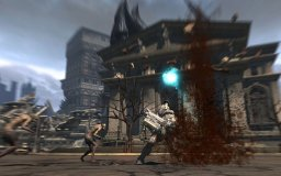 Darksiders: Wrath Of War (PS3)  © THQ 2010   2/4