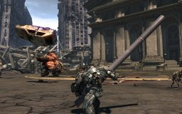 Darksiders: Wrath Of War (PS3)   © THQ 2010    3/4