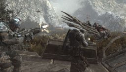 Gears Of War 2 (X360)   © Microsoft 2008    1/3