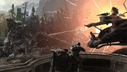 Gears Of War 2 (X360)  © Microsoft 2008   2/3