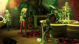 Guitar Hero: Aerosmith (X360)  © Activision 2008   2/3