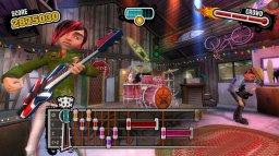 Ultimate Band   © Disney Interactive 2008   (WII)    1/3
