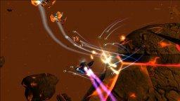 Aces Of The Galaxy (X360)  © Sierra 2008   2/3