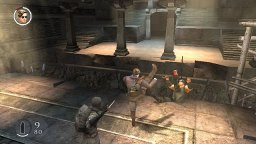 The Mummy: Tomb Of The Dragon Emperor (PS2)  © Sierra 2008   3/3
