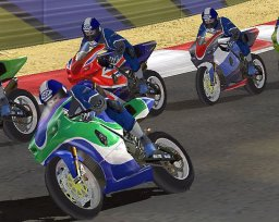 Crescent Suzuki Racing (PC)  © Midas Interactive 2006   2/5