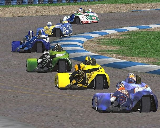 Crescent Suzuki Racing (PC)  © Midas Interactive 2006   5/5