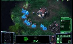 StarCraft II: Wings Of Liberty (PC)   © Blizzard 2010    1/3
