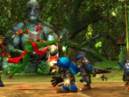 Chaos League: Sudden Death (PC)  © Digital Jesters 2005   1/3